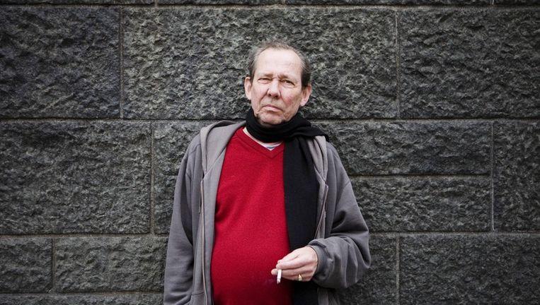 Kunsthistoricus Vincent van Rossem van Bureau Monumenten en Archeologie (BMA). Beeld