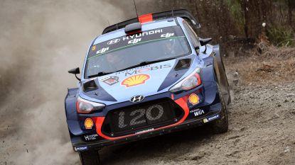"""Neuville moet Mikkelsen voor zich dulden na openingsdag Rally van Australië: """"Zou hier graag winnen"""""""