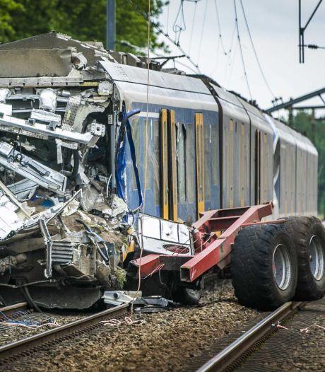 Meer tijd nodig voor herstel spoor bij Hooghalen