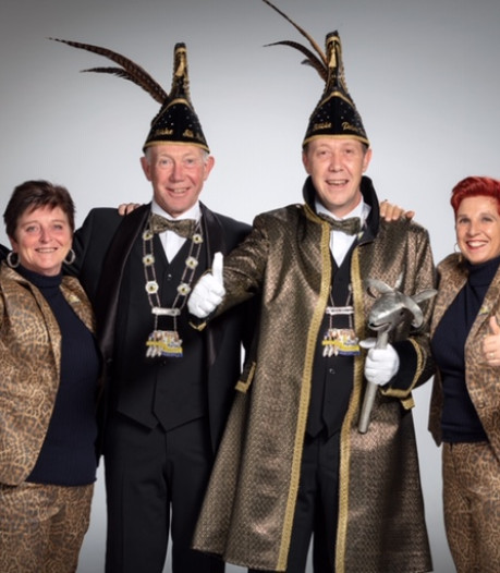 Broederschap regeert onder eerste zotte 'royals' in kerkdorpen Tubbergen