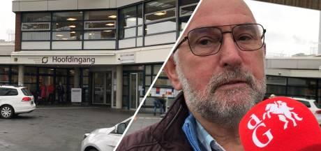 Bezoekers ziekenhuis Winterswijk laten zich niet afschrikken door coronauitbraak