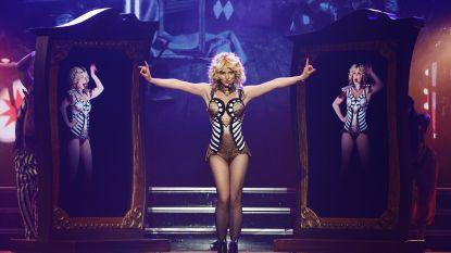 Britney zingt haar grootste hits in het Sportpaleis