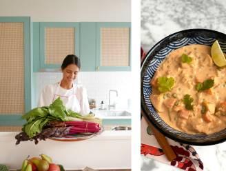 Massaman curry, Snickers of granola? Foodie Morgane geeft 5 plantaardige recepten met pindakaas om van te ge-noten