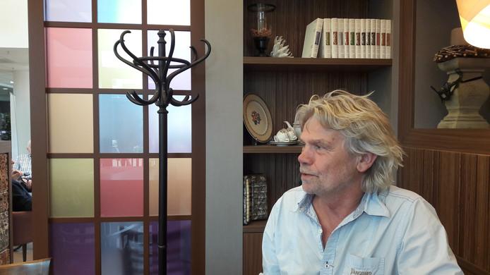 Interieurarchitect André van der Gun.