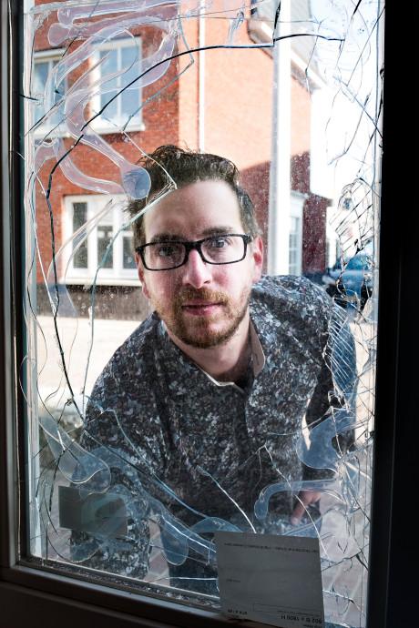 Utrecht vergoedt ingegooid raam na hulp bij aanhouden verdachte