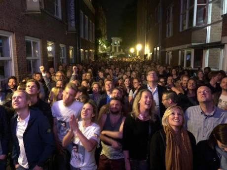 Homocafé Kalff ziet 'Songfestival-village' in Utrecht wel zitten