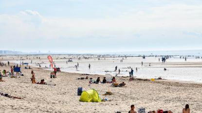 Verlengd weekend kent rustige start, ruim 23.000 reservaties voor Oostendse centrumstranden