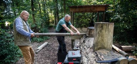 'Onveilig' Sprokkelbos blijft open: 'Nog steeds een plek om te spelen, je hoofd te stoten en te vallen'
