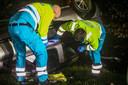 Twee mensen gewond bij ongeluk in Gemert