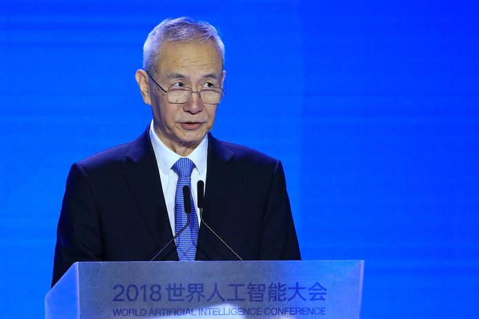 De Chinese vice-premier Liu He reist toch niet af naar Washington om verder te praten over de ontketende handelsoorlog tussen zijn land en de VS.
