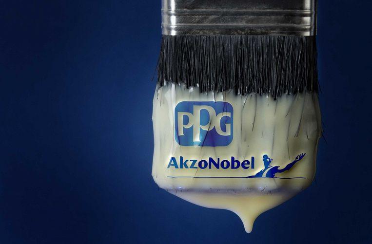 Als PPG nog een vijandelijke bod wil doen op AkzoNobel, moet het dat voor <br />1 juni doen. Beeld Lex van Lieshout ANP