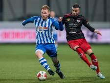 Twee momenten Jort van der Sande leiden bekerzege FC Eindhoven in