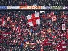 FC Twente-fans massaal naar halve finale: stadion AZ lang niet uitverkocht