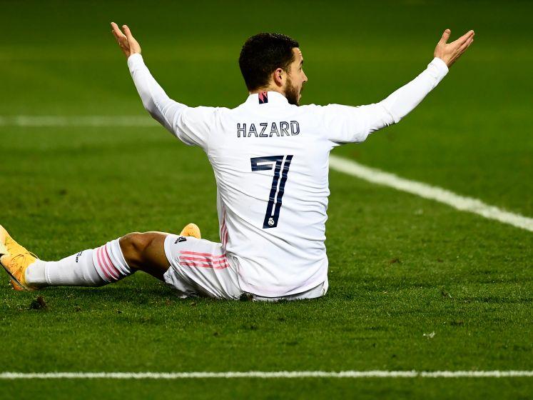 Geen Clásico voor matige Hazard zondag tegen FC Barcelona: Real verliest ondanks supersave Courtois tegen Bilbao