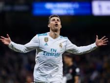 Cristiano Ronaldo is niet te stoppen in 2018
