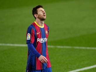 0 assists in La Liga, amper 3 veldgoals in alle competities: de wel erg povere stats van Messi