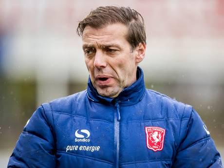 Paul Bosvelt weg bij FC Twente: 'Kwam als een verrassing'