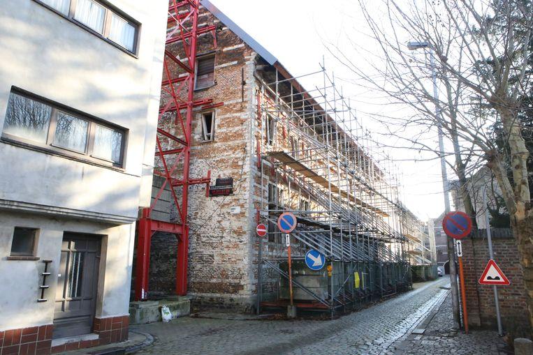 De renovatie moet binnen de 48 maanden klaar zijn. Dat werd zo bepaald in het proces verbaal van Onroerend Erfgoed.