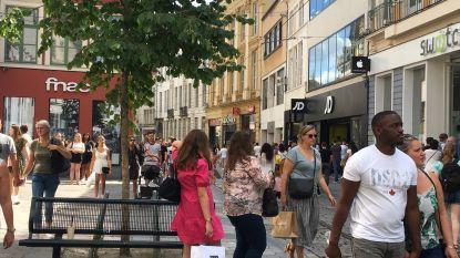 Gent loopt uit: binnenstad heel druk, zoals op 'normale' mooie dagen