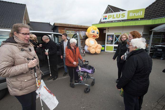 Supermarkt Bruil in Wehl. Archieffoto: Theo Kock