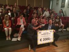 2.000 euro voor talententraject van het CKC