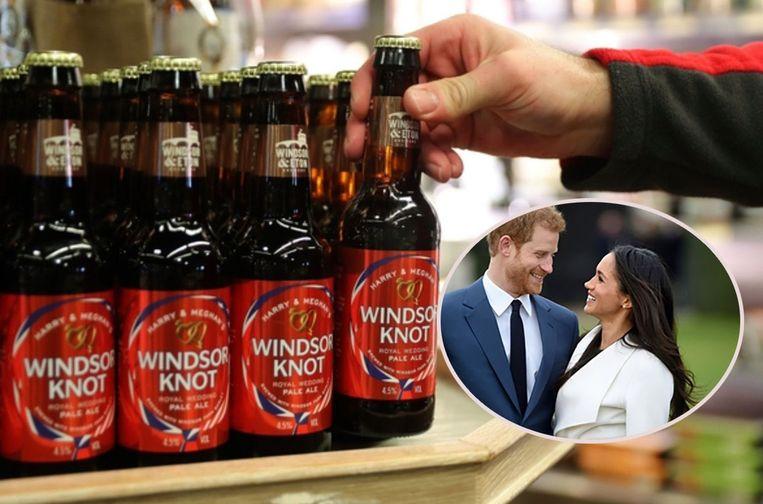 Harry en Meghan krijgen hun eigen biertje.