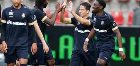 L'Antwerp renverse Zulte et enchaîne une troisième victoire d'affilée