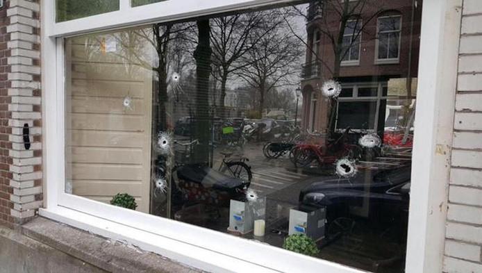 Café Zuid in De Pijp.