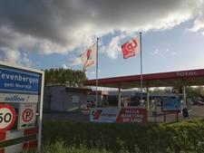 Gewapende overval op tankstation Total in Zevenbergen