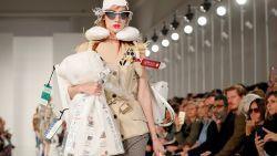 Ook modemerk Maison Margiela weert bont