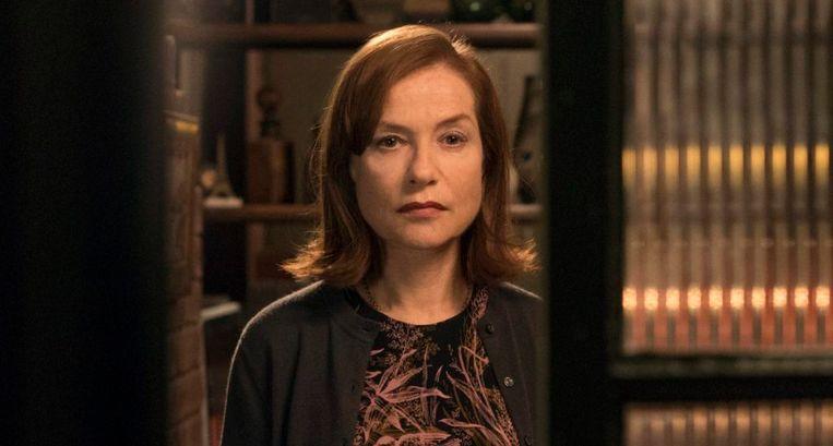 Isabelle Huppert als Greta.