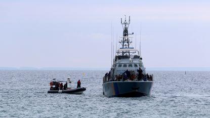 Cyprus onderschept schip met tachtig migranten
