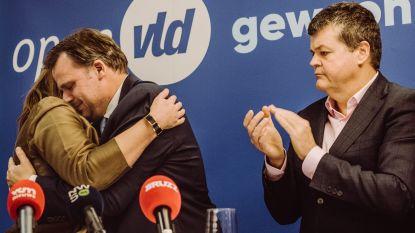 """Open Vld-minister Philippe De Backer verlaat de politiek: """"Gwendolyn en ik hebben eerst halfuur gehuild"""""""