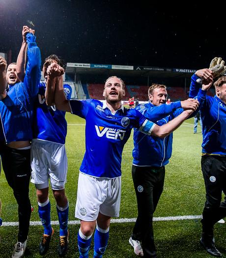 Uitfans FC Den Bosch weer welkom bij FC Oss