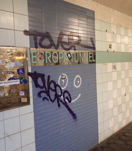Hengelo verwijdert graffiti alleen als het aanstootgevend is