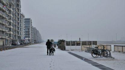 """Sneeuwzone trekt langzaam over het land, Brussels Airlines schrapt preventief vluchten. """"Blijf zo veel mogelijk thuis"""""""