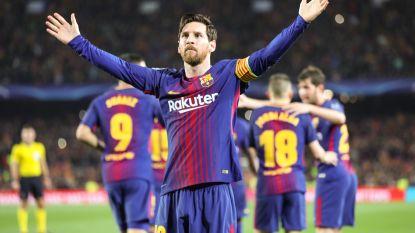 Barça naar kwartfinales Champions League na 3-0-zege tegen Chelsea, frustrerende match voor Courtois en Hazard