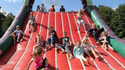 Sportdienst organiseert springkastelenfestival