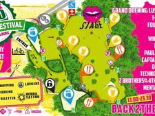 Volle bak in het Leijpark: Back 2 the 90's en Park Beats uitverkocht