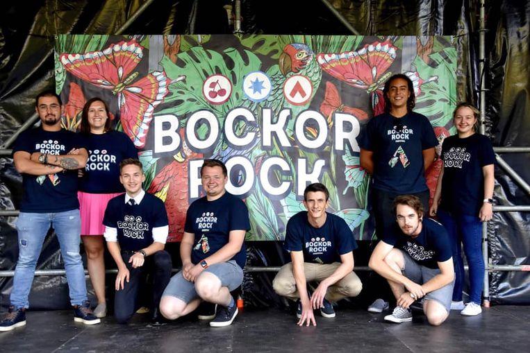 De organisatie van Bockor Rock.