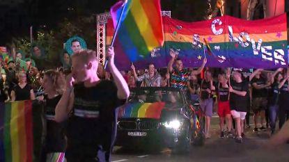 VIDEO. Duizenden Australiërs vieren 41ste gay pride