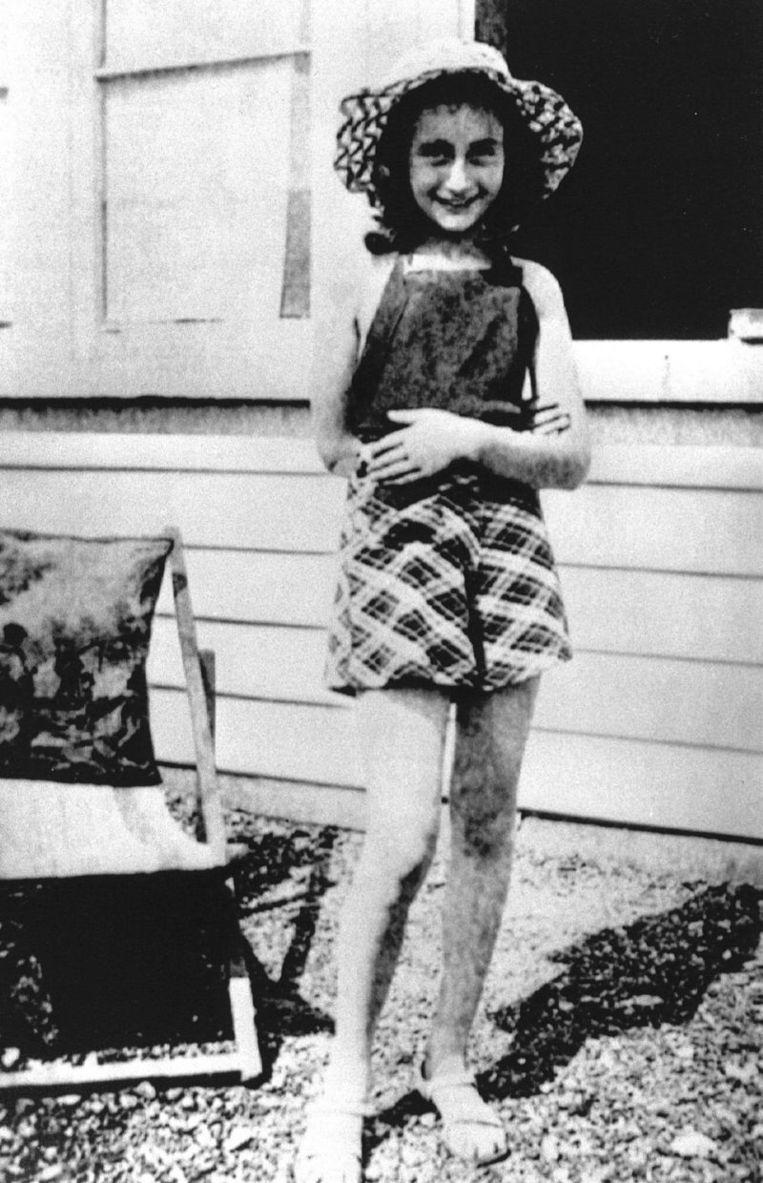 Anne Frank. Foto ANP Beeld