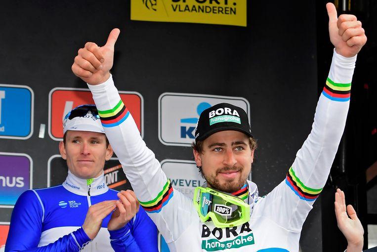 Vorig jaar won Peter Sagan de wielerklassieker