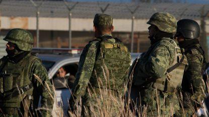 12 bendeleden ontsnappen uit Mexicaanse gevangenis via tunnel