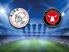 Voor Ajax telt alleen de winst tegen Midtjylland