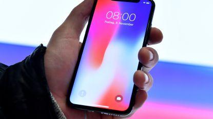 'Te dure' iPhone X toch een succes: Apple boekt recordcijfers