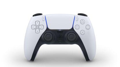 Dit is de nieuwe controller van de PlayStation 5