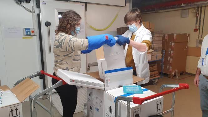 """Zo gebeurt de vaccinatie deze week in Veilige Have: """"Slechts 5 van de 550 bewoners weigeren spuitje"""""""
