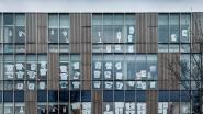 BEELD. Leerlingen Atlas College pakken uit met uniek kunstproject over de toekomst