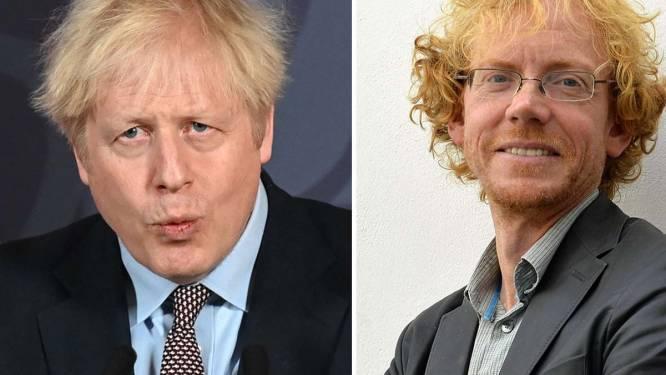 """Professor Hendrik Vos over brexit: """"Sprookje van Boris Johnson is met deze deal doorprikt"""""""